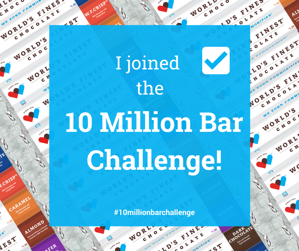 I Joined the 10 million bar challenge