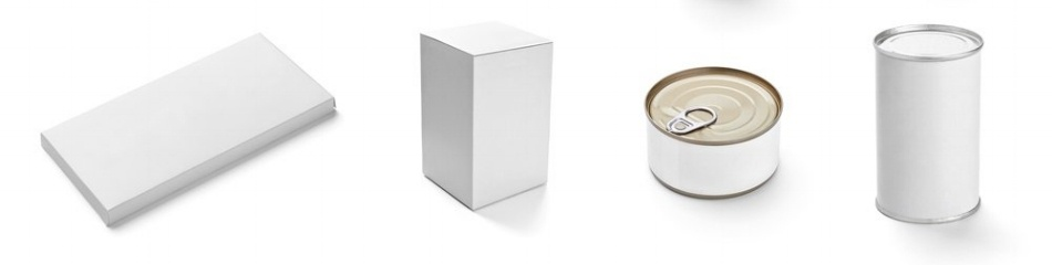 conceptual image: generic white boxes...what are the best fundraising items to sell?