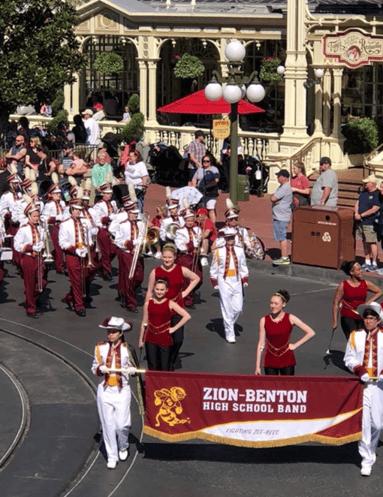 Zion Benton Disney 2