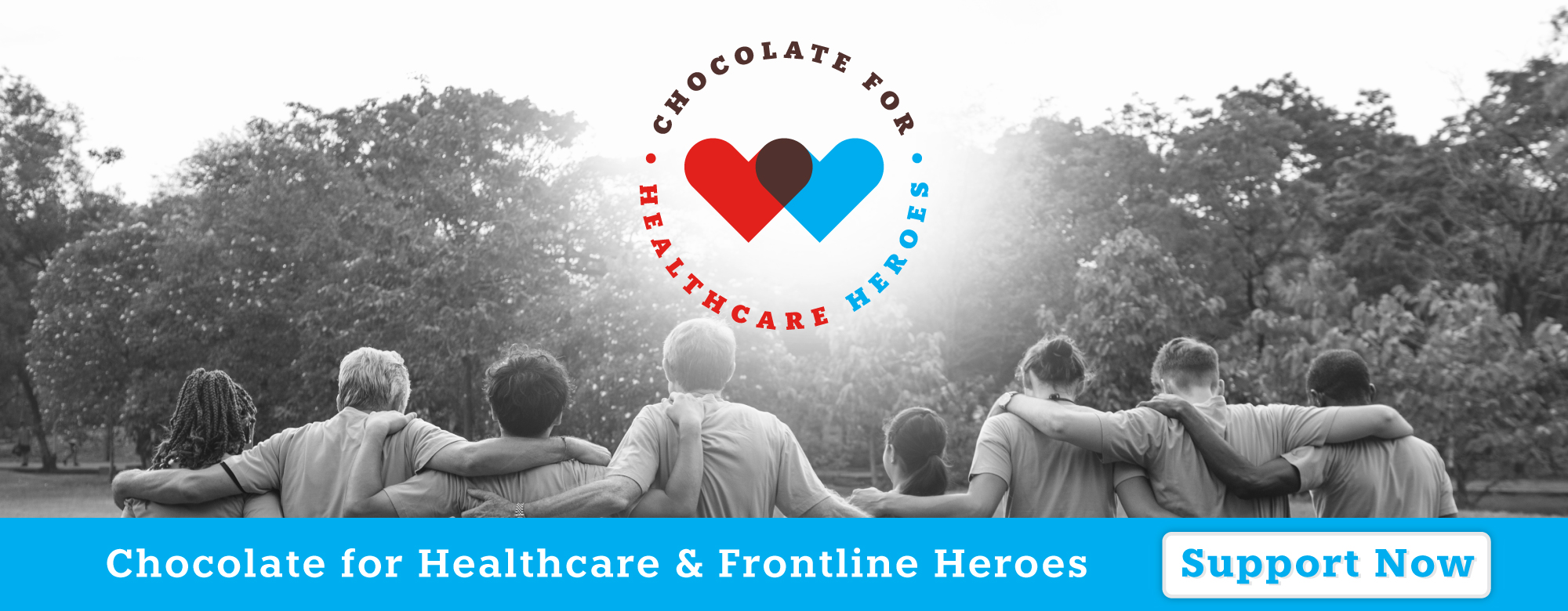 Click Here to Support Healthcare Heroes